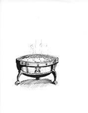 Tam McGarvey Cauldron Ancient Govan